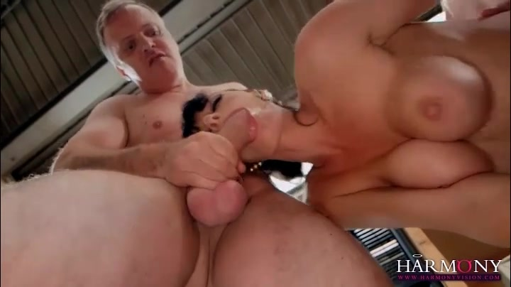 Asian First Double Penetration